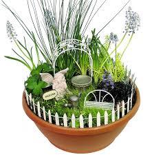 fairy garden items. Perfect Fairy Enchanted Gardens Fairy Garden Accessory Kit With Items