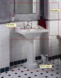 small bathroom sinks with storage. present fresh touch in bathroom: pedestal sink: sink ideas for bathroom design ~ treeinggear bathrooms inspiration small sinks with storage n