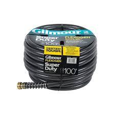 100ft 8 ply flexogen garden hose
