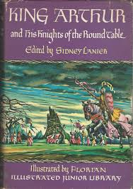 king arthur and his knights of the round table ilrated junior library series