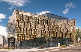 exterior architectural photography. Sensor City Liverpool Exterior Architectural Photography