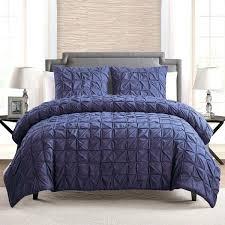 navy blue pintuck duvet cover navy blue pinch pleat duvet cover set king size bedding 71i8r21q3yl