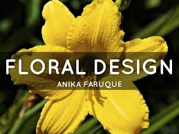 history of floral design powerpoint floral design by anika_faruque