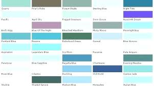 Valspar Exterior Paint Colors Garden Colour Chart Color