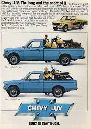 100 Years Of Chevrolet Advertising In 2020 Chevy Luv Chevy Pickup Trucks