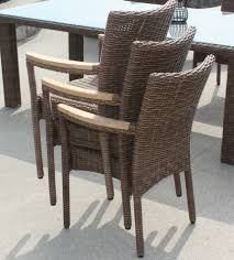 fabulous rattan outdoor dining chairs natural appeal rattan dining chairs rattan creativity