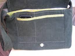 Messenger Bag Pattern Enchanting FreeMotion Applique Messenger Bag PDF Sewing Pattern Meylah