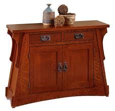 craftsman furniture. Contemporary Furniture Quarter Sawn Solid Oak Mission Craftsman Buffet Console Sideboard In Craftsman Furniture