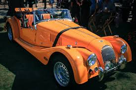 Orange Morgan 4 4 Exotic Car Photos Cars Pinterest Exotic.