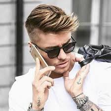 15 coolest men hairstyles with