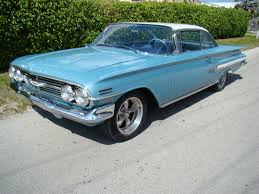 1960 Chevy Impala For Sale