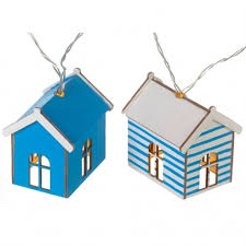 Beach Hut Decorative Accessories Parlane Beach Huts Fairy Lights Gosforth Road Pinterest 33