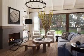 Interior Designers Northern California Rustic Chic Farmhouse Style Dwelling In Northern California