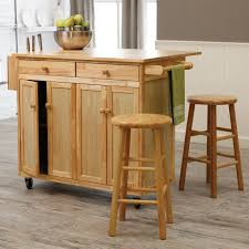 Kitchen Cabinet With Wheels Kitchen Island Carts On Wheels Kitchen Ideas