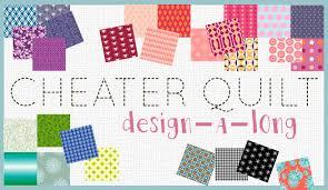 Join the Cheater Quilt Design-a-long SpoonChallenge! | Spoonflower ... & CheaterQuilt_Header Adamdwight.com