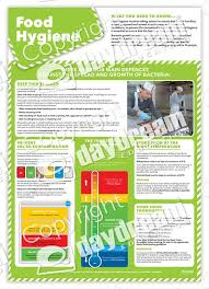 Food Hygiene Poster Food Hygiene Health Safety Poster Daydream Education