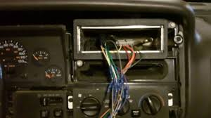 mg50 jeep stereo installation youtube 1998 jeep grand cherokee radio wiring diagram 98 Jeep Cherokee Stereo Wiring Diagram #27
