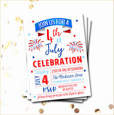 4th of july invitation fourth of july invitation 4th of july party patriotic party fourth of