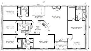 four bedroom modular home floor plans. double wide floor plans 4 bedroom rooms 3 four modular home