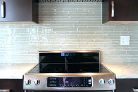 kitchen glass backsplash. Glass Mosaic Tile Backsplash Wool Beige Linear Kitchen