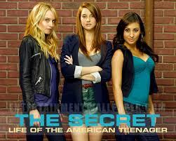 Secret life of the teenage girl