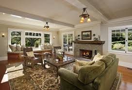 Craftsman Style Decorating | popular home styles for 2012  montecito real  estate