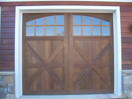 barn door garage doorsCustom wood garage doors  Precise Buildings
