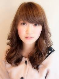 京都風清楚で可憐なお嬢様ヘアスタイル髪型 ヘアカタログ