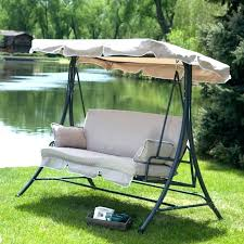 backyard swing covers garden swing cover hammock canopy replacement patio swing with canopy light brown stained