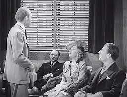 Byron Foulger, Jacques Vanaire, Gerta Rozan, Barry Bernard | The Panther's  Claw (1942) | Movies, Byron, Face