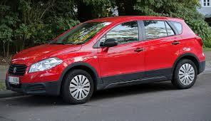 Suzuki SX4 - Wikipedia