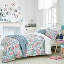 kingsize fl print duvet covers joules chelsea fl bedding