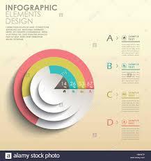 Modern Pie Chart Modern Vector Abstract 3d Pie Chart Infographic Elements