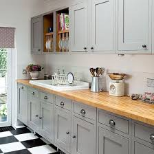 Best 25 Grey Shaker Kitchen Ideas On Pinterest Cabinets Throughout