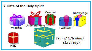 7 gifts of the holy spirit fear of the lord