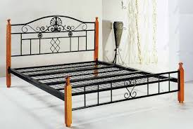 Full Size of Bedroom Metal King Bed Frame Inexpensive Frames With Mattress Basic
