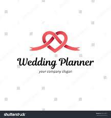 Vector Logo Design Wedding Planner Stock Vector 638119057