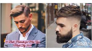 35 Best Haircuts For Men You Must Try 2019 Looksglamcom