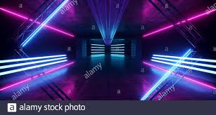 Fluorescent Garage Lights Fluorescent Led Lights Futuristic Sci Fi Tunnel Corridor