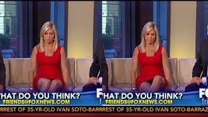 Upskirt fox news girls