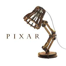 pixar desk lamp. Modren Lamp Pixar LampWooden Luxo Jr Light Throughout Desk Lamp S