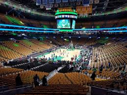 Td Garden 3d Seating Chart Celtics Td Garden Loge 5 Boston Celtics Rateyourseats Com
