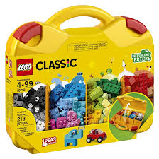 LEGO Classic Creative Suitcase The best gifts and toys for 6-year-olds, according to development