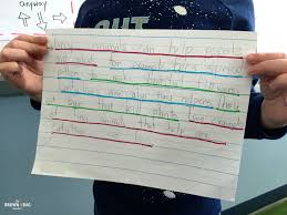 paragraph writing in st and nd grade the brown bag teacher student paragraph samples