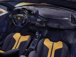 ferrari 458 white interior. the interior of 458 speciale a is sea carbon fiber alcantara ferrari white