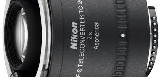 Teleconverter Compatibility Chart Nikon Tc 20e Iii Lre
