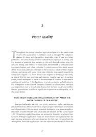 water quality water implications of biofuels production in the  page 27