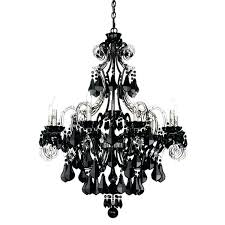 schonbek black crystal chandelier silver seven light clear heritage crystal chandelier x x tiny home designs for