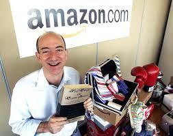 Amazon CEO Jeff Bezos talks about ...