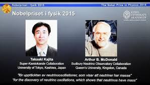 Nobel de Física para investigadores de los neutrinos | TECNOLOGIA | EL  COMERCIO PERÚ